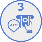 3.ATM支払